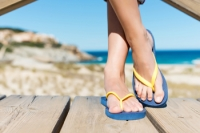 Flip Flops and How They Affect the Feet